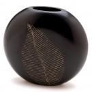 12053 - Artisan Leaf Vase